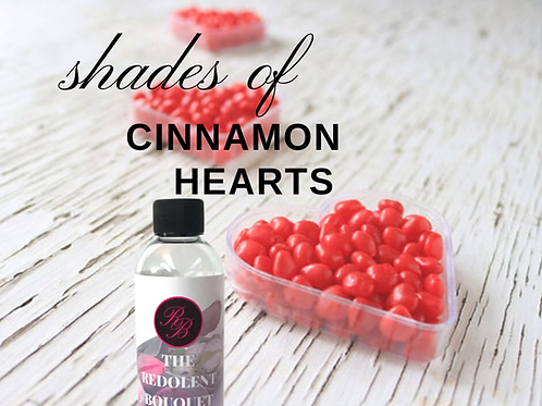 Shades of Cinnamon Hearts Lamp Fragrance 250 mL