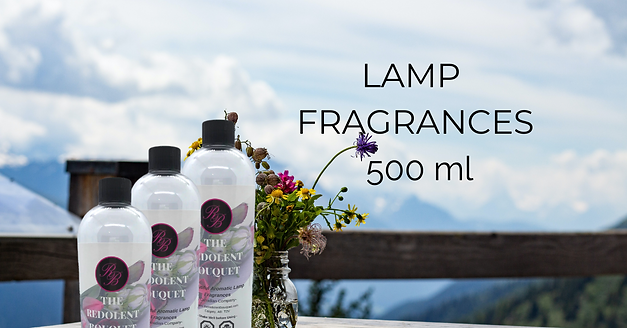 Lamp Fragrances 500ml