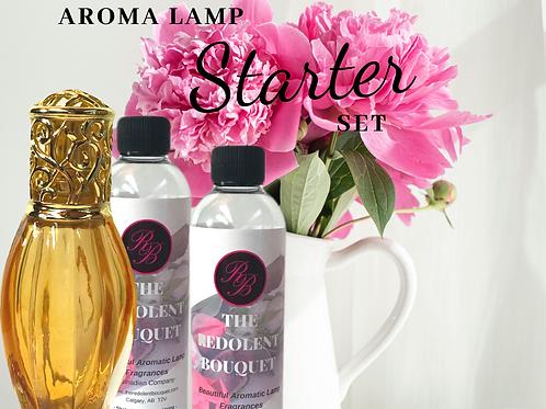 Aroma Lamp Starter Set