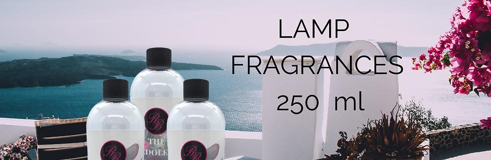 Lamp Fragrances 250ml