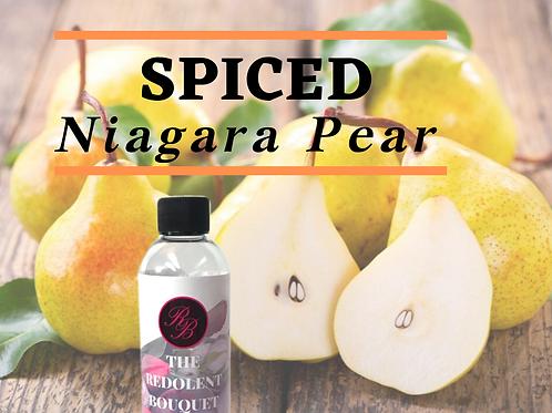 Spiced Niagara Pear Lamp Fragrance 250 mL
