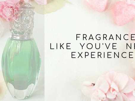 Never overpowering home fragrance