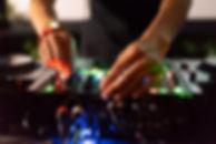 Mezcla de musica