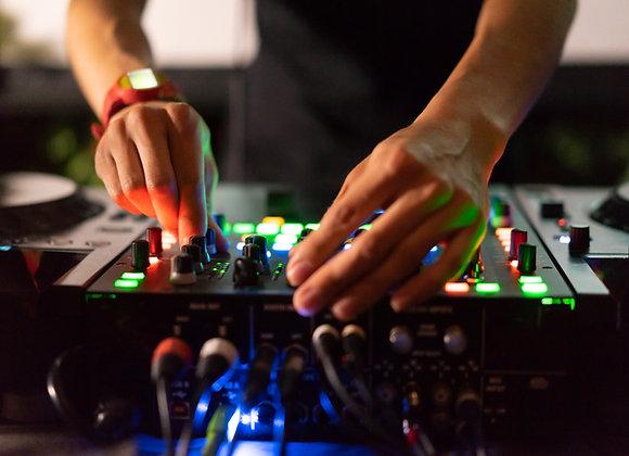 DJ - 3 x 45 min