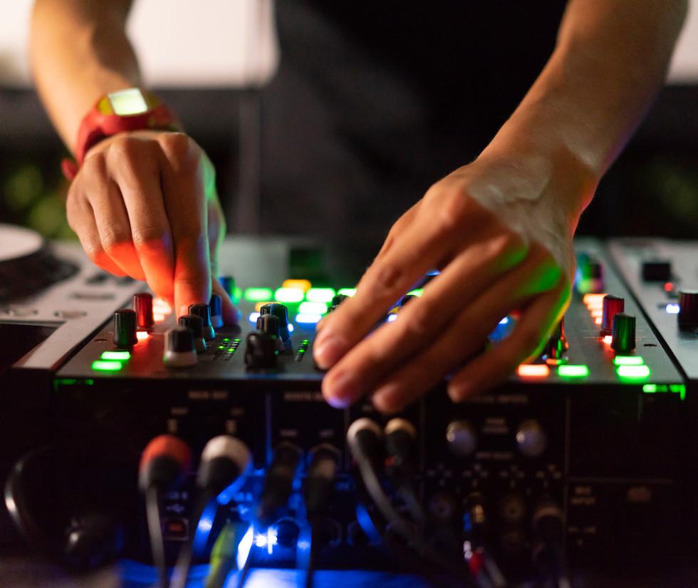 Mixaggio musicale | club nautico chia
