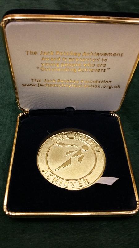 Jack Petchy Award