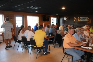 August 2016 Drive & Dine