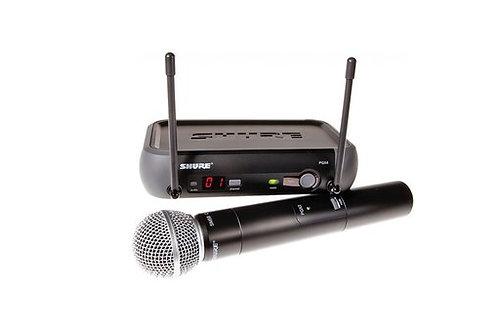 Радиомикрофон Shure PGX24/SM58