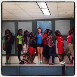 Dance Class 2013/2014