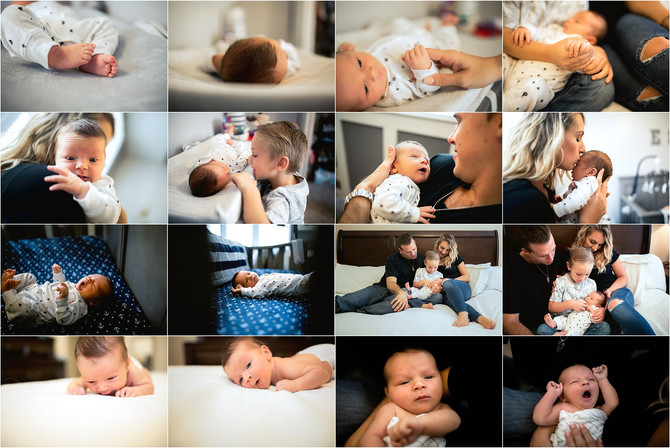 A Different Take on the New Addition | Stuart, FL | Newborn Photography