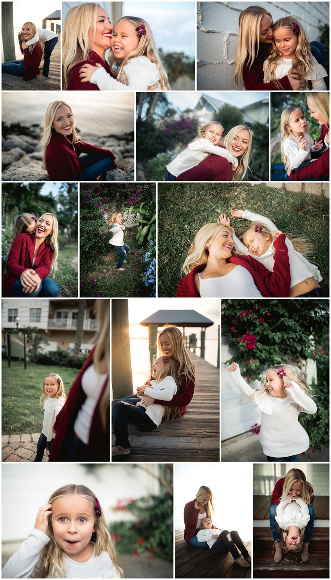 Two Beauties Inside and Out | Stuart, FL | Family Photography