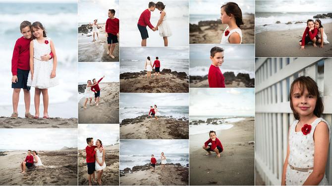 Twin Delight  | Stuart, FL | Family Photographer