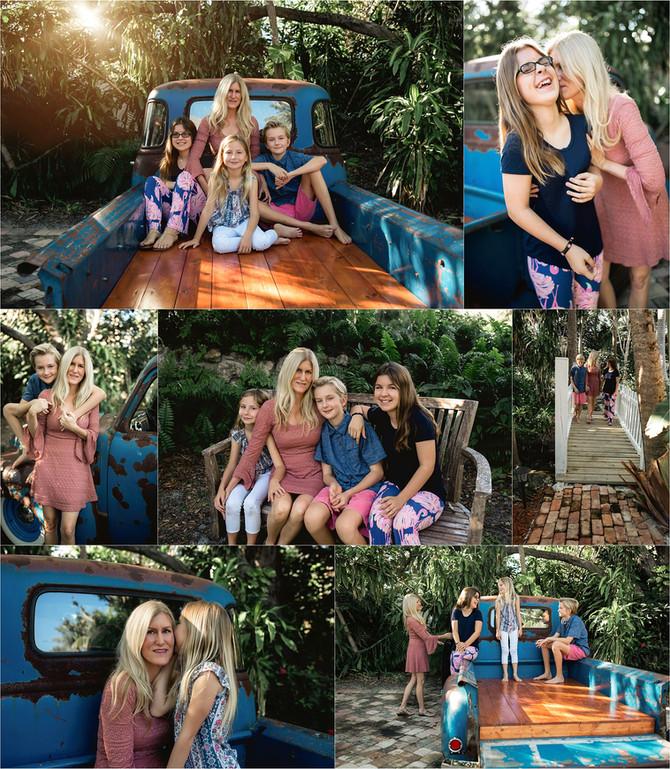 Creating Memories | Stuart, FL, | Family Photography