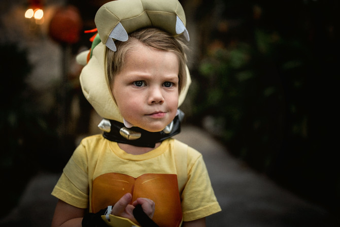 Halloween 2017 | Stuart, FL Child Photography