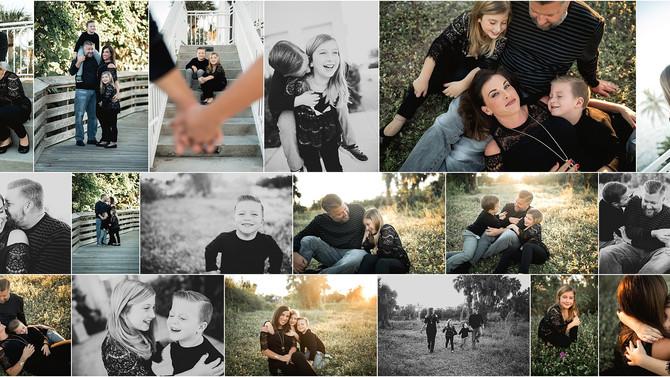 Johnson Family Fun  | Stuart, FL | Family Photography