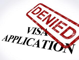 签证被拒肿么办?上诉呀!