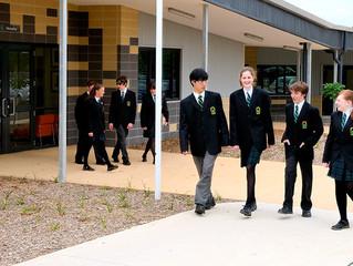 澳洲的高中