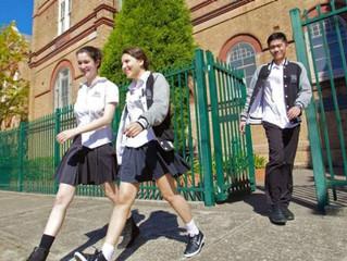 澳洲中学教育