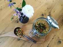 Medicinal Turmeric Granola