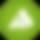 Tenda verde Icona