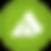 Zelený stan Icon