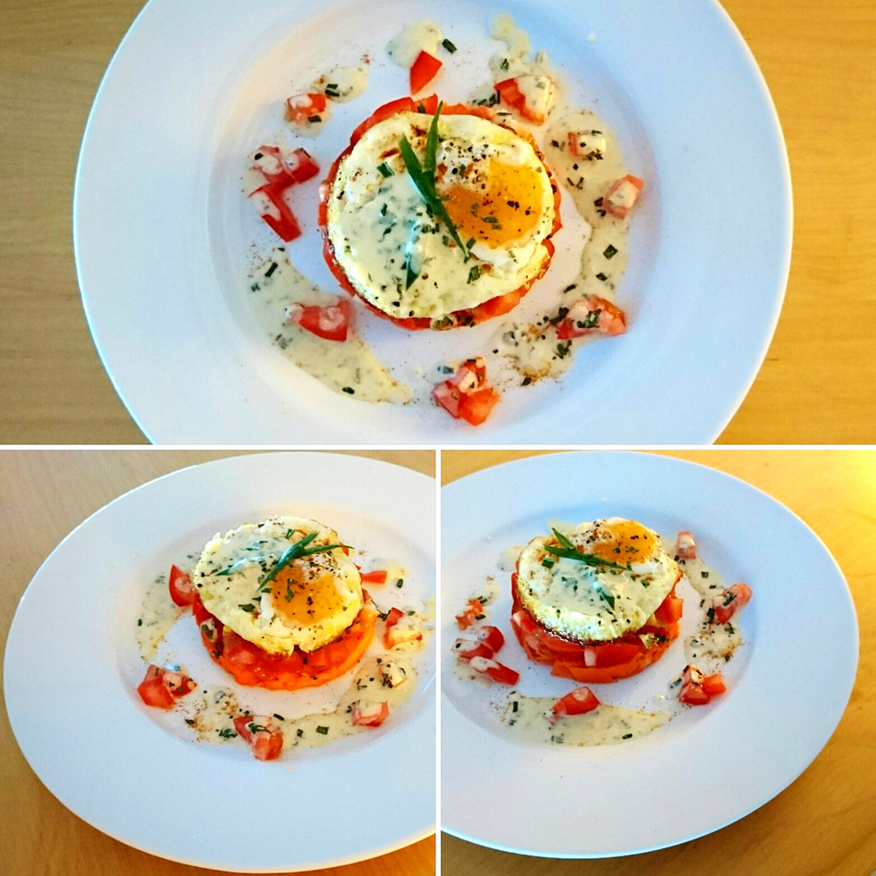 Eggs & Vegetables