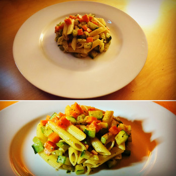 Rounded Pasta