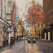 Autumn Colours, Monmouth Street