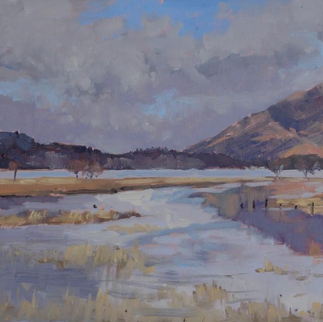 Towards Derwent Water