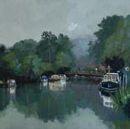 Thames at Streatley