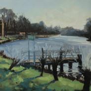 Thames at Hampton Court