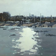 Rowing Boats Putney