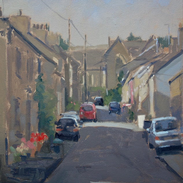 Upper St Mary's Street, Newport