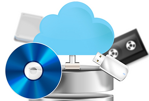 Business Backup - LTO, Cloud, Datto, Acronis