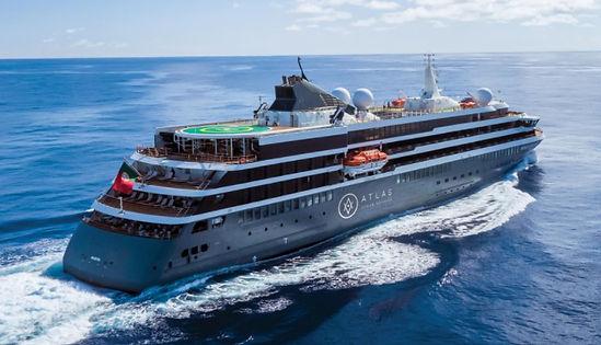 Atlas Ocean Voyages  Polar Adventure Begin at 35,000 ft