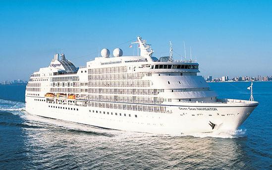 Regent Seven Seas Upgrade in Europe