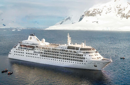 Silversea Discover The Wildlife Capital of the Far North