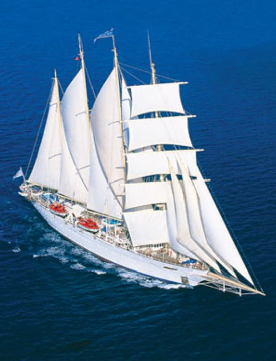 Star Clippers Aegean Flyer 2022