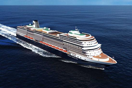 Holland America Line Australia Circumnavigation