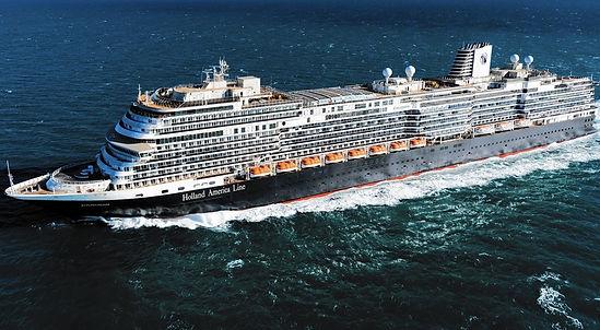 Holland America Line Koningsdam Alaska 2021