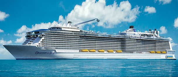Royal Caribbean Holiday In Full Colour