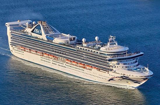 P & O Cruises Take Me Back Sale