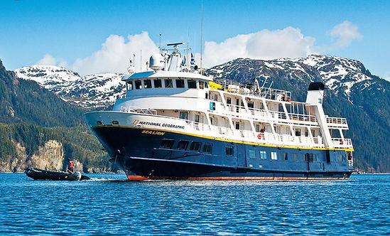 Llindblad Wild Alaska Escape