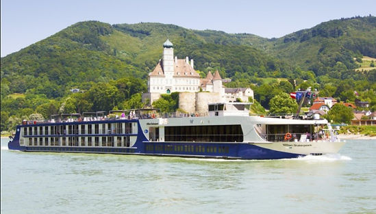 Riviera Travel River Cruises Burgundy, The River Rhone & Provence
