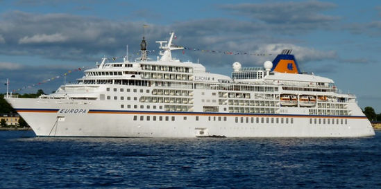 Hapag Lloyd Cruises Elite Festivities in the South Pacific