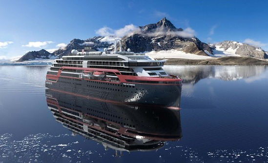 Hurtigruten Highlights of the Frozen Continent