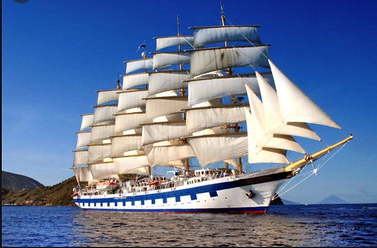 Star Clippers  Royal Mediterranean