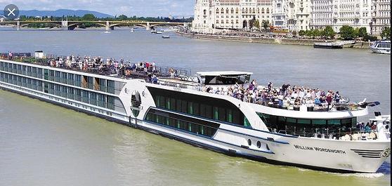Riviera Travel River Cruises 2021 Mini Brochure