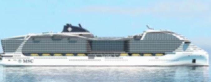 MSC Cruises Celebrate Christmas & New Year