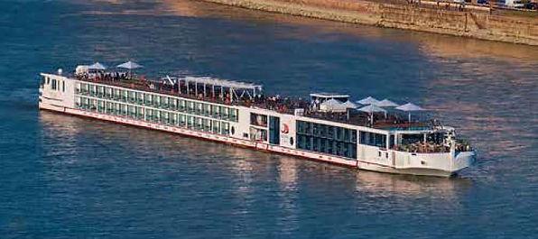 Viking Explore The Viking Way River Cruises